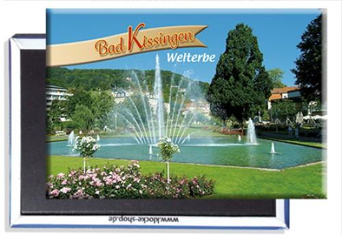 Photo-Magnet Bad Kissingen 1207
