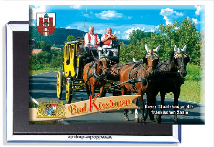 Photo-Magnet Bad Kissingen 1209