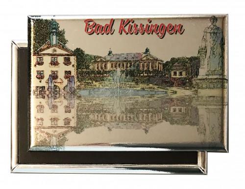 Photo-Magnet Bad KISSINGEN 1231