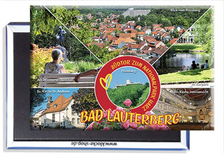 Photo-Magnet Bad Lauterberg 1314