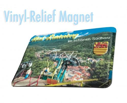 3-D Reliefmagnet BAD LAUTERBERG 1315