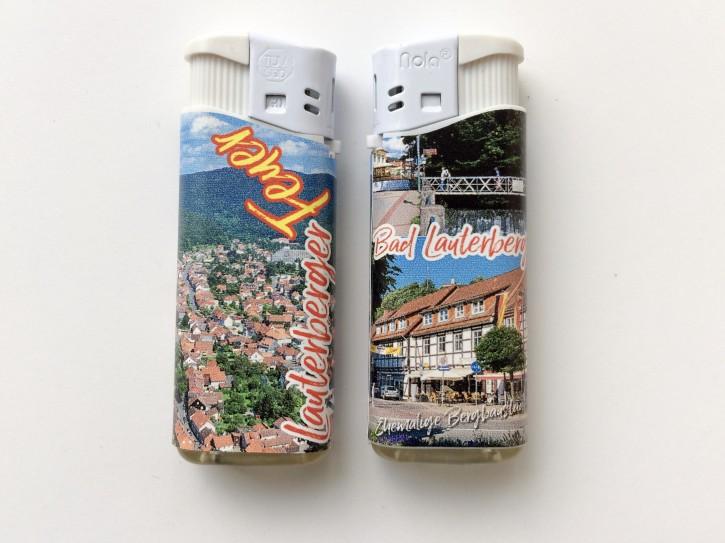 Feuerzeug mit Fotodruck Bad Lauterberg 1360