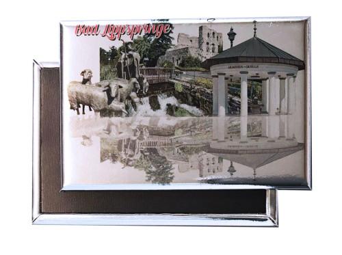 Photo-Magnet Bad LIPPSPRINGE 1405