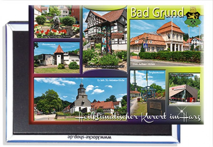 1503 Photo-Magnet Bad Grund