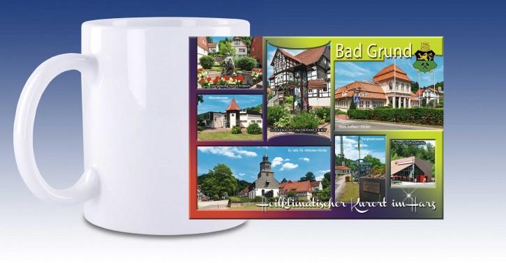 1506 Keramik-Tasse Bad Grund