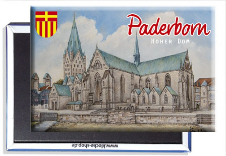 Photo-Magnet Paderborn 1707