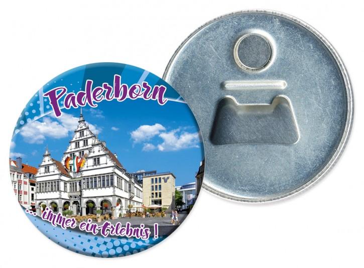 Flaschenöffner-Magnet Paderborn 1714