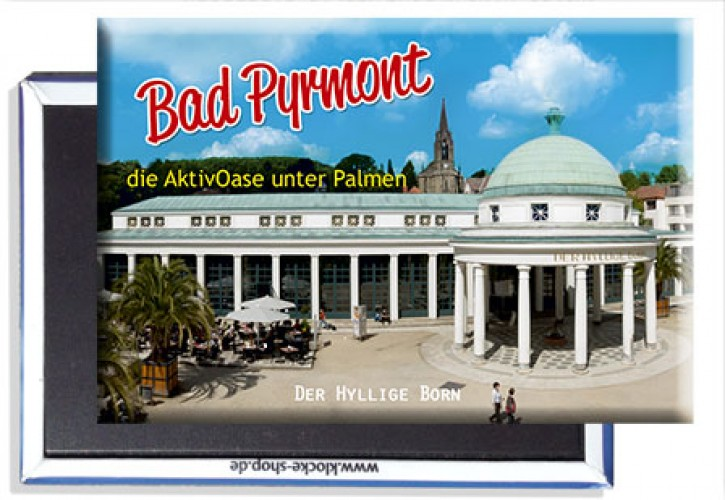 Photo-Magnet Bad Pyrmont 1820
