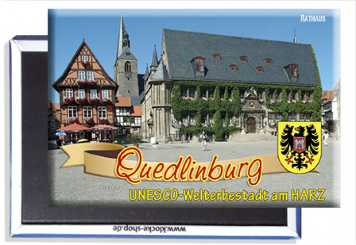 Photo-Magnet Quedlinburg 1902