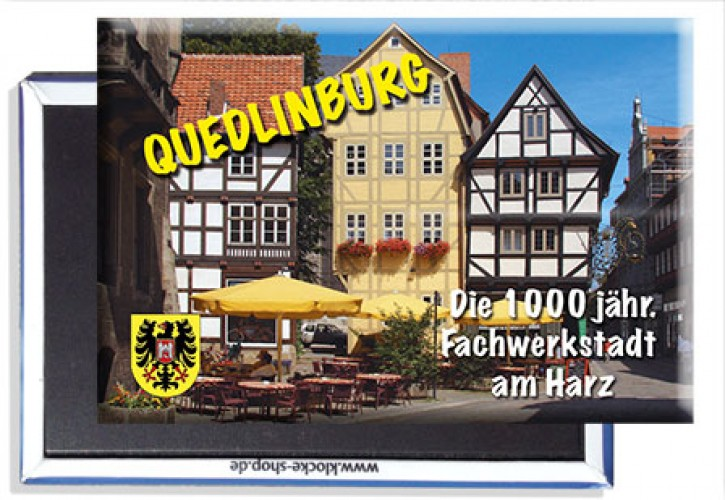 Photo-Magnet Quedlinburg 1904