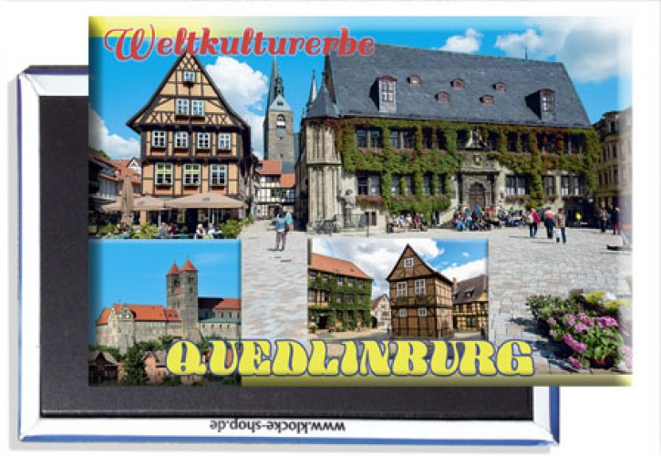 Photo-Magnet Quedlinburg 1905