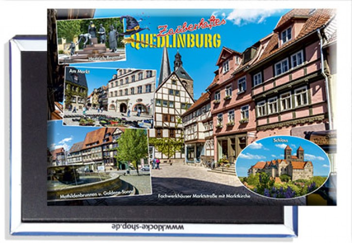 Photo-Magnet Quedlinburg 1907