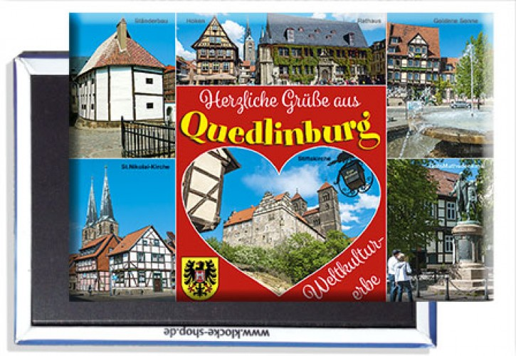 Photo-Magnet Quedlinburg 1920