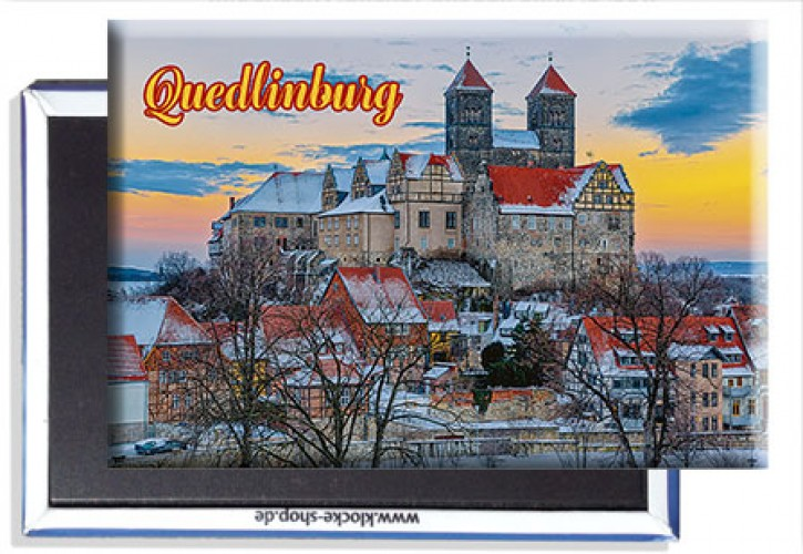 Photo-Magnet Quedlinburg 1921