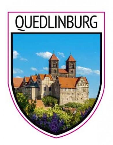 Aufkleber Quedlinburg 1940