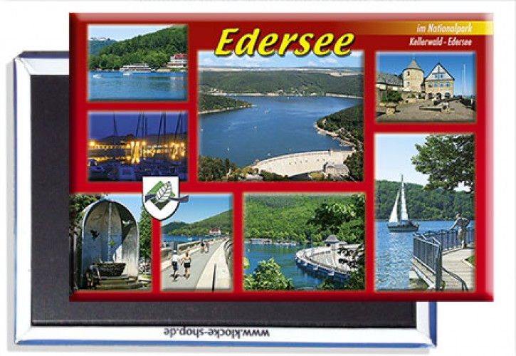 Photo-Magnet Edersee 201