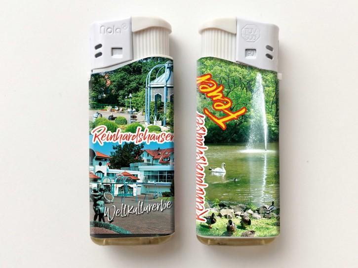 Feuerzeug mit Fotodruck Reinhardshausen 2060