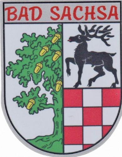 Aufkleber Bad Sachsa 2272