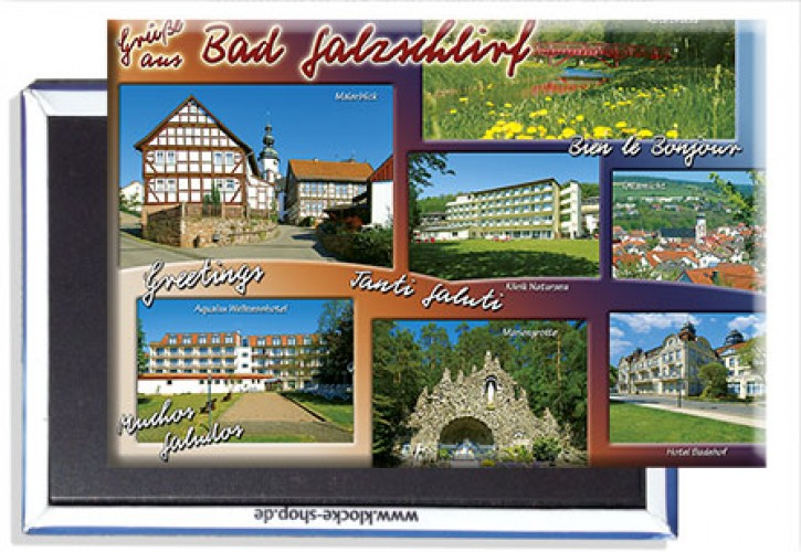 Photo-Magnet Bad Salzschlirf 2307
