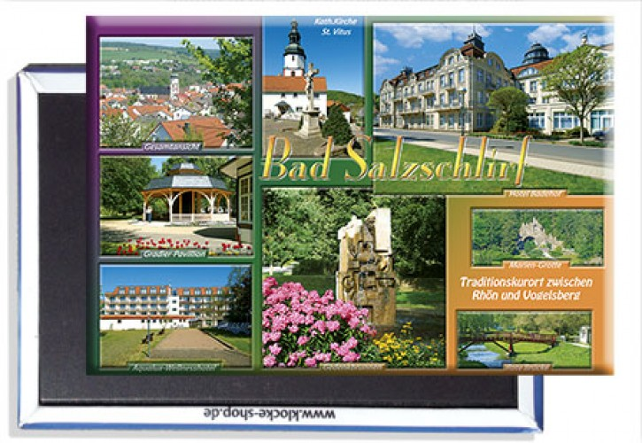 Photo-Magnet Bad Salzschlirf 2308