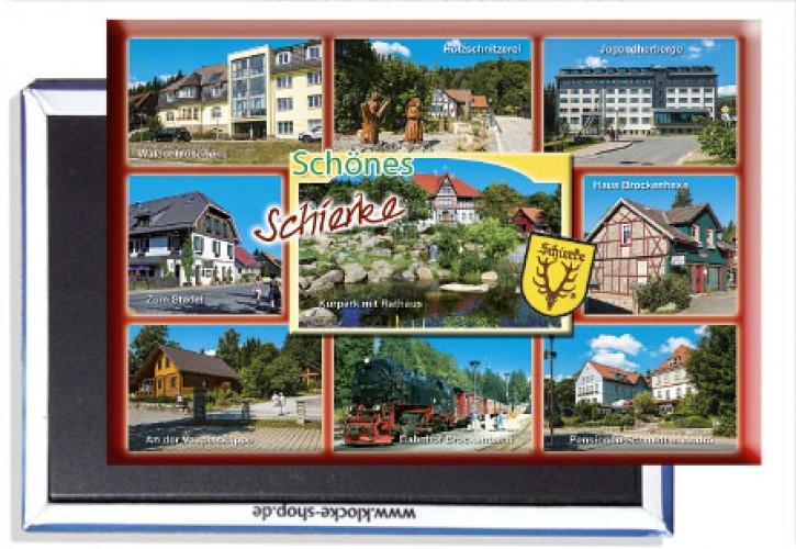 Photo-Magnet Schierke 2501