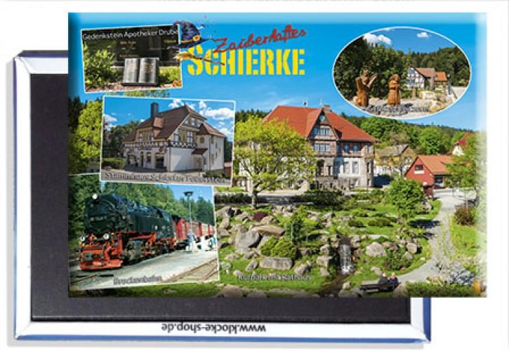 Photo-Magnet Schierke 2502