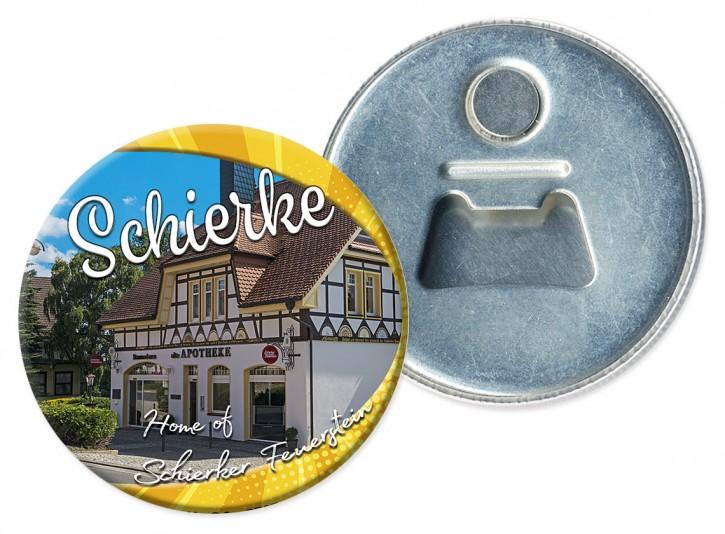 Flaschenöffner-Magnet Schierke 2505