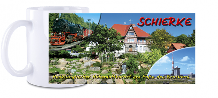Keramik-Tasse Schierke 2570