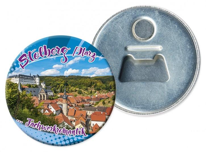 Flaschenöffner-Magnet Stolberg 2606