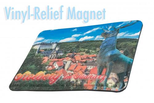 3-D Reliefmagnet STOLBERG 2615