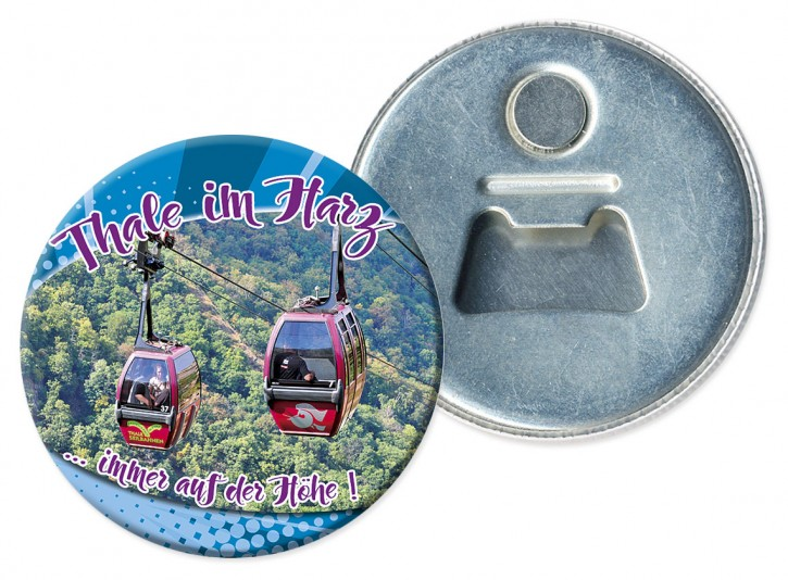 Flaschenöffner-Magnet Thale 2807