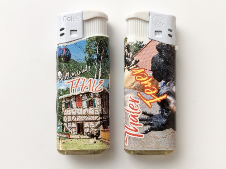 Feuerzeug mit Fotodruck Thale 2860