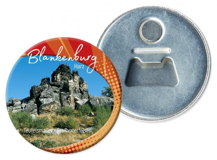 Flaschenöffner-Magnet Blankenburg 303