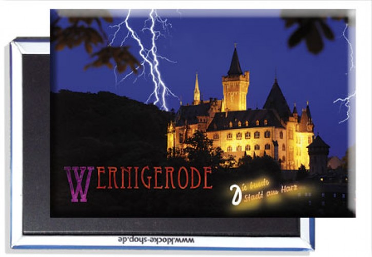 Photo-Magnet Wernigerode 3101