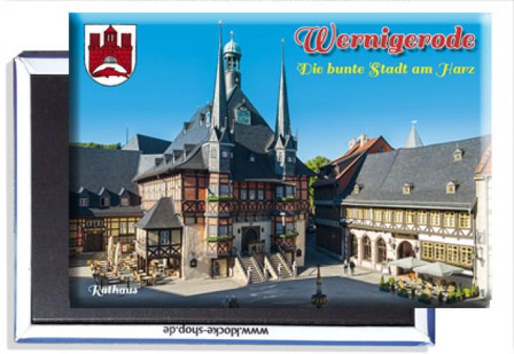 Photo-Magnet Wernigerode 3102
