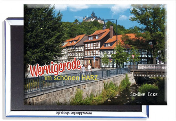 Photo-Magnet Wernigerode 3106