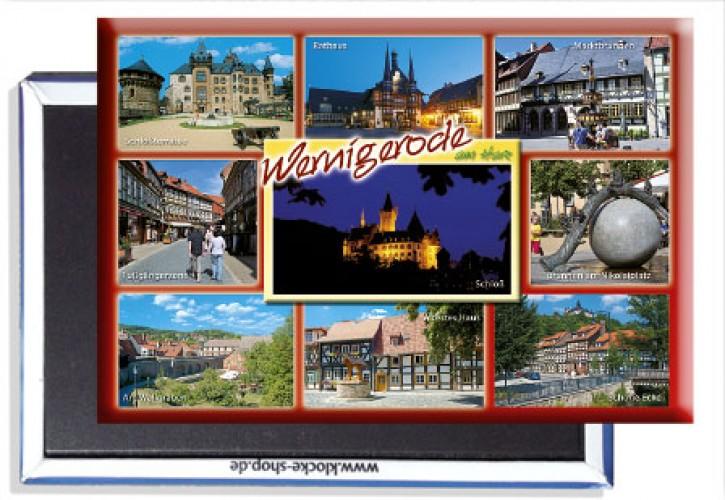 Photo-Magnet Wernigerode 3113 ohne Einzel-Kunststoffverpackung