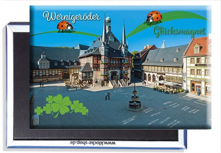 Photo-Magnet Wernigerode 3116 ohne Einzel-Kunststoffverpackung