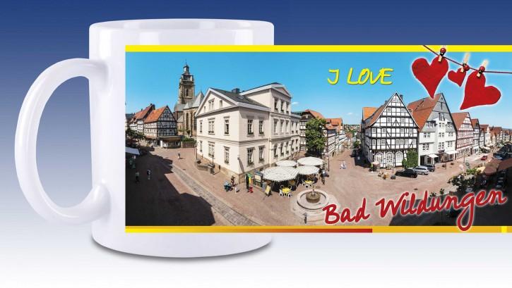 Keramik-Tasse Bad Wildungen 02