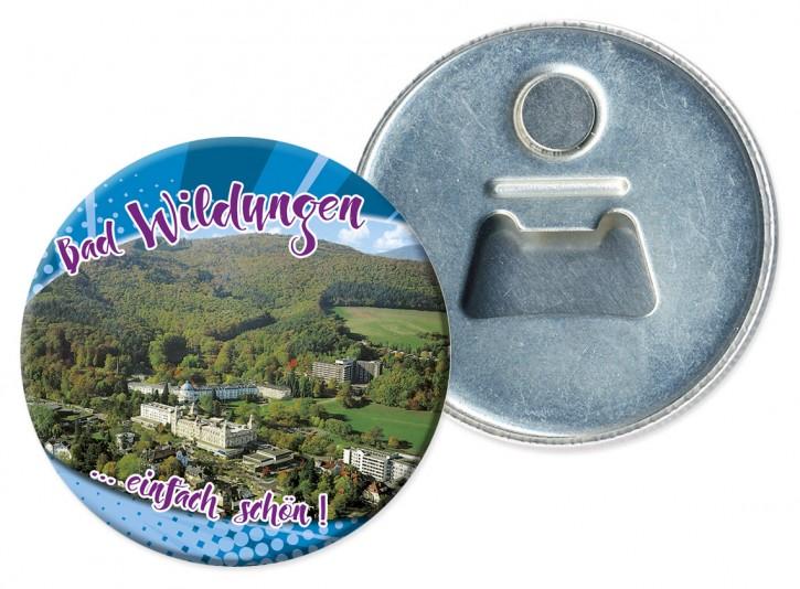 Flaschenöffner-Magnet Bad Wildungen 3206