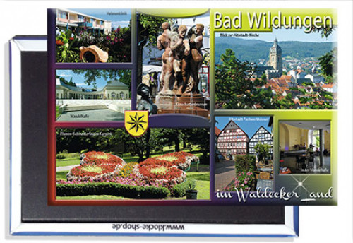 Photo-Magnet Bad Wildungen 3218