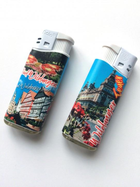 Feuerzeug mit Fotodruck Bad Wildungen 3160