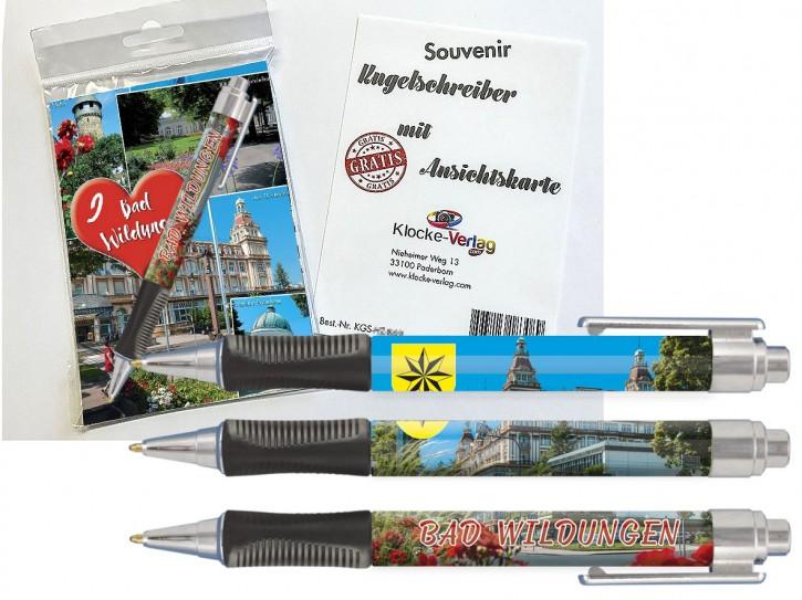 Kugelschreiber Bad Wildungen 3261