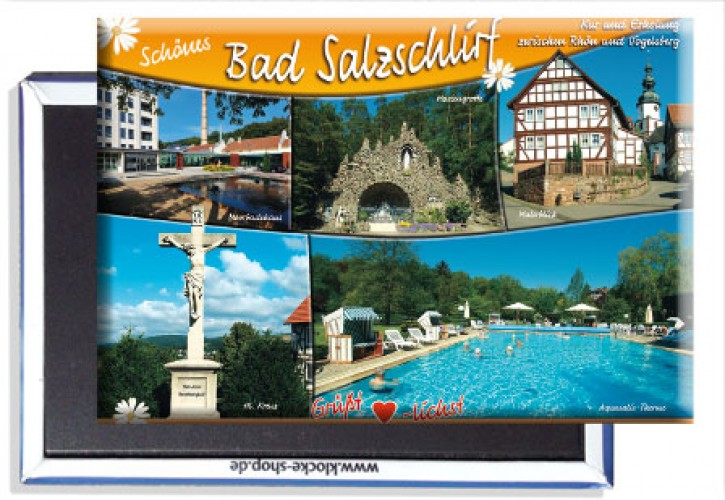 Photo-Magnet Bad Salzschlirf 2304