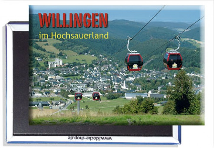 Photo-Magnet Willingen 3314