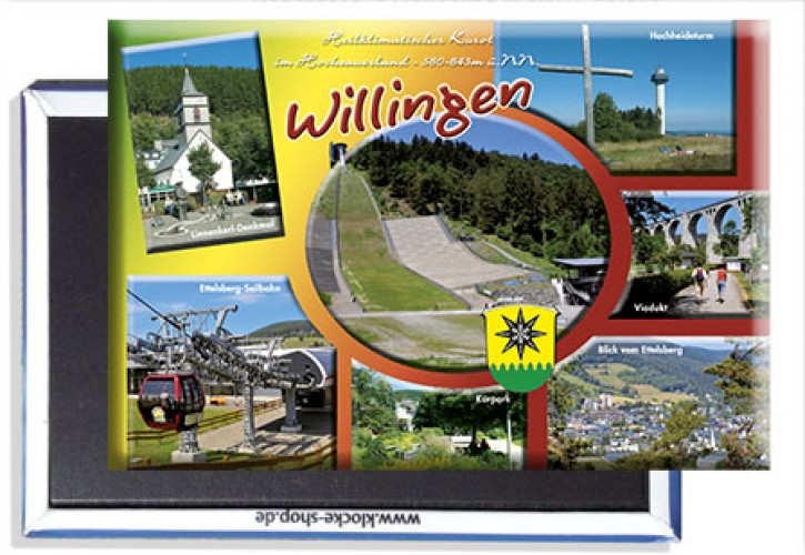 Photo-Magnet Willingen 3316