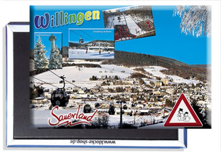 Photo-Magnet Willingen 3318