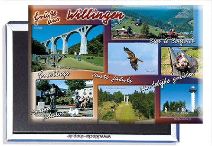Photo-Magnet Willingen 3319
