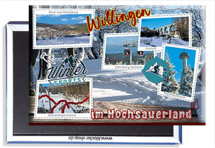 Photo-Magnet Willingen 3324