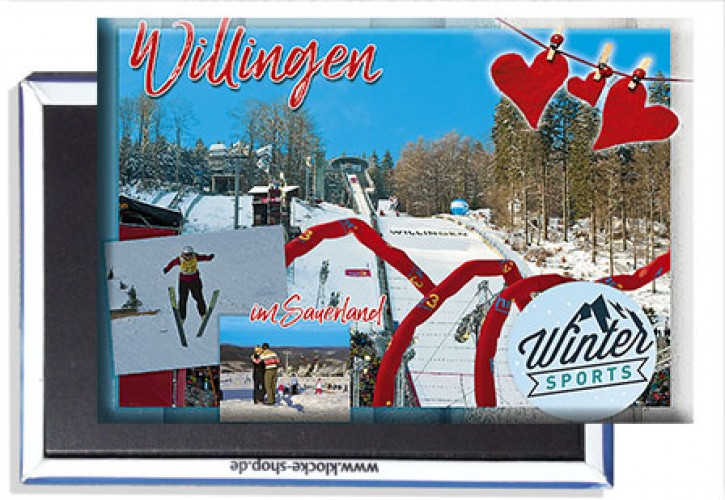 Photo-Magnet Willingen 3325